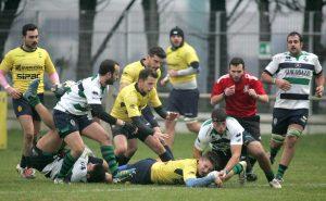 SerieB: Rugby Noceto vs Modena Rugby 1965