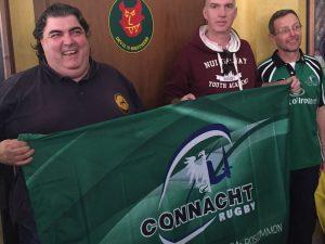 Under18 allenamento speciale con Nui Galway Rugby Academy