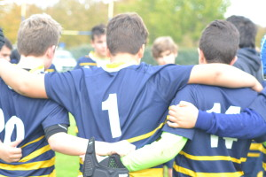 Under14 vittoriosa contro la Rugby Parma