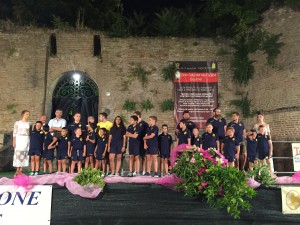Rugby Noceto a Noceto Sotto Le Stelle