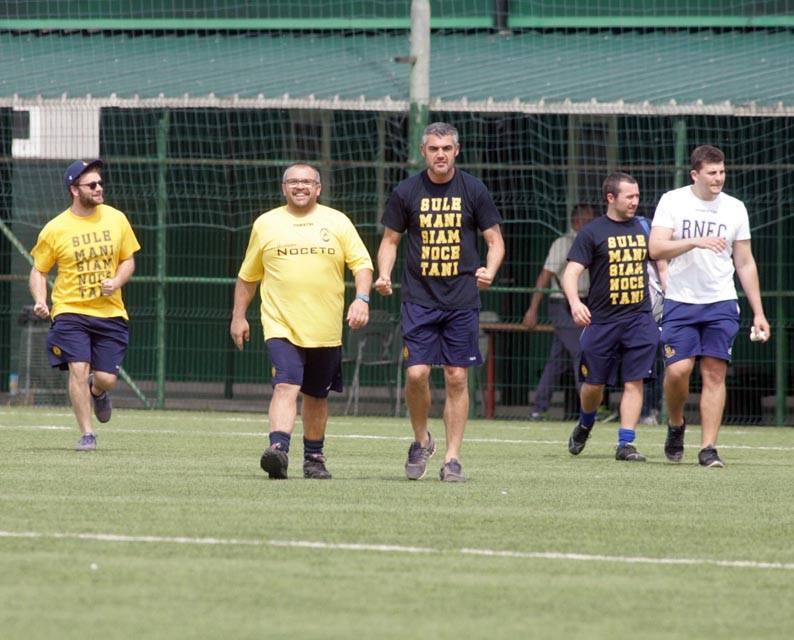 Un'estate senza tregua per il Rugby Noceto