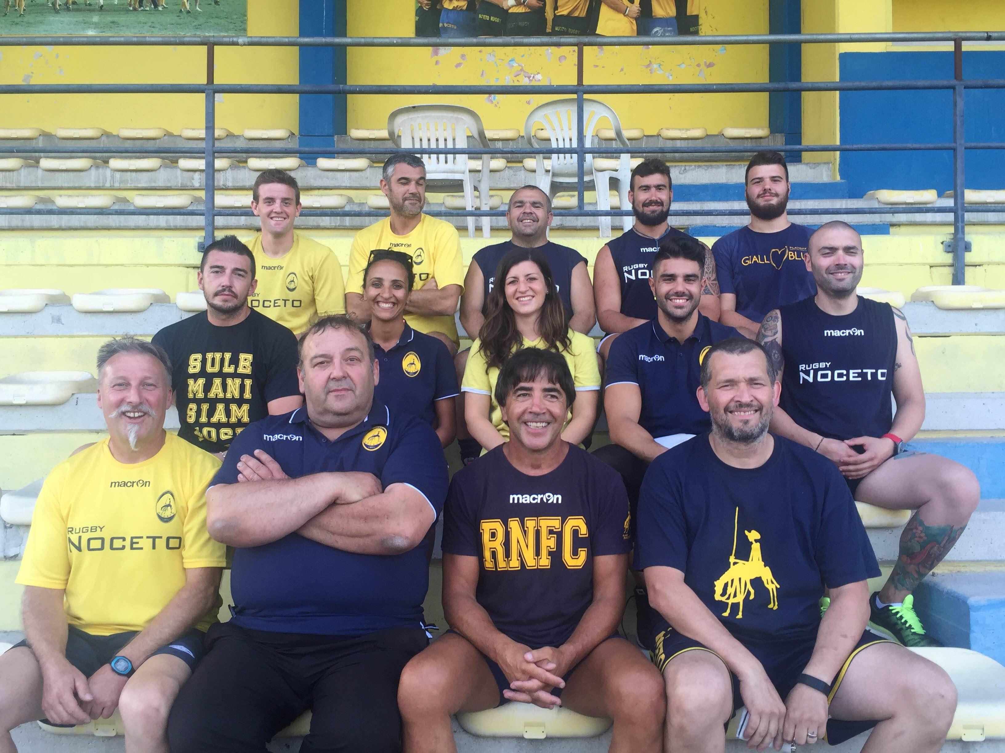 Presentato lo Staff Tecnico stagione 2016-2017