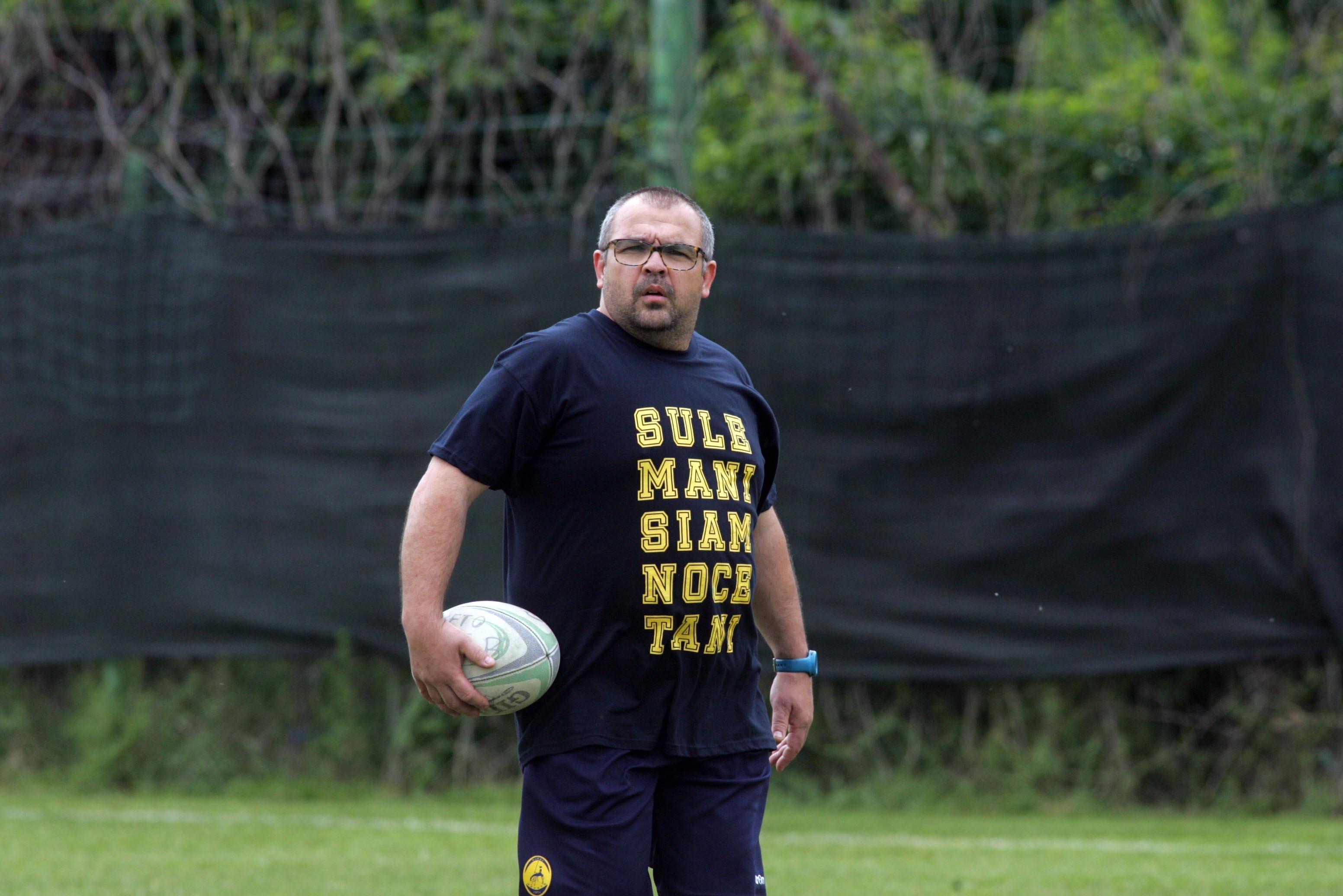 Due chiacchiere con Guerci dopo l'amichevole con Rugby Parma