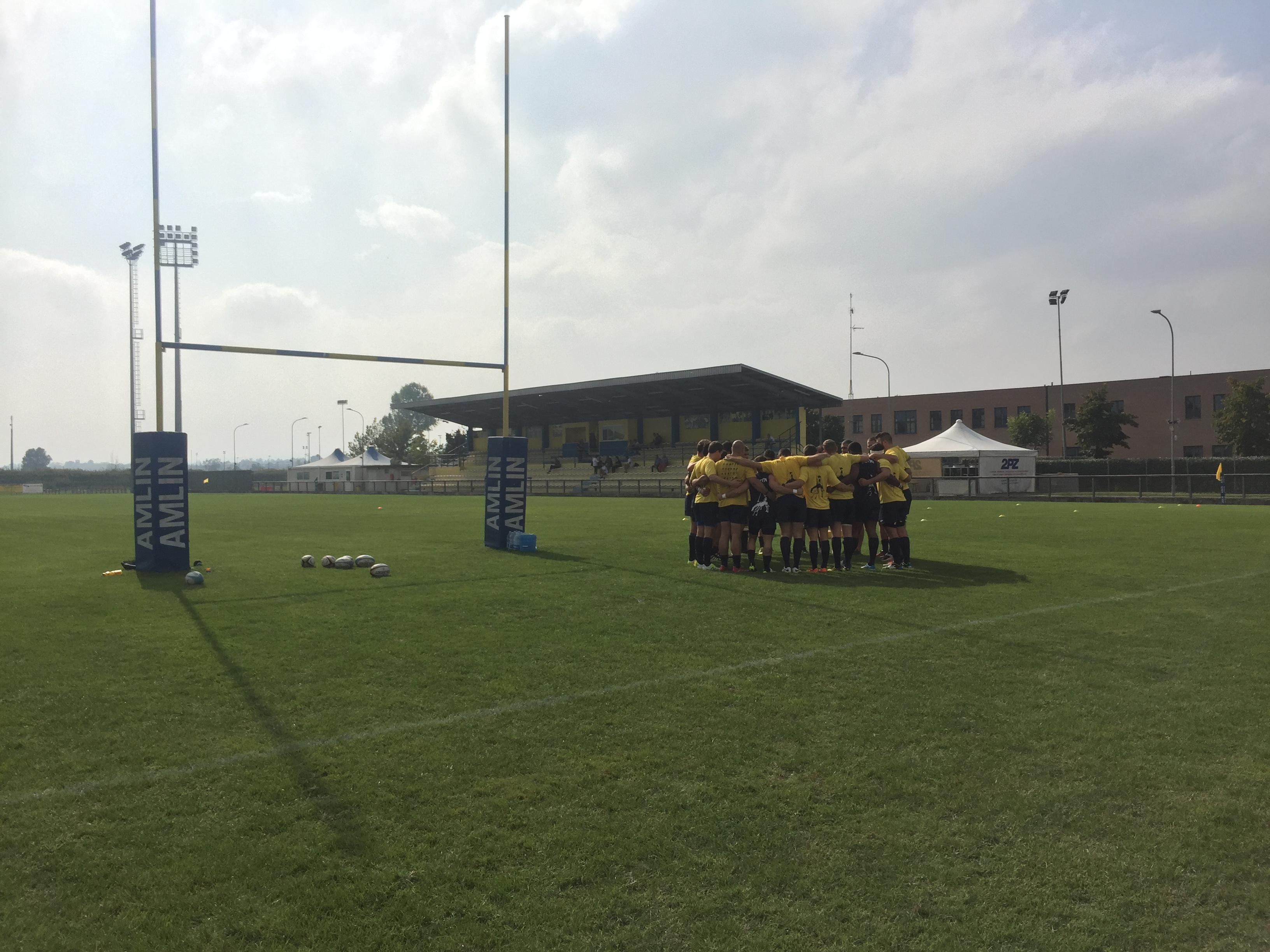 Rugby Noceto esordio vincente