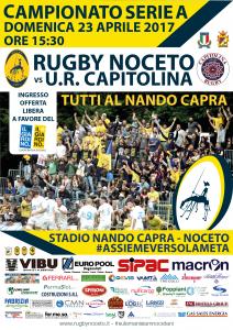 SerieA: Rugby Noceto a favore de Il Giardino