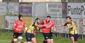 il Rugby Colorno si aggiudica il Derby di andata