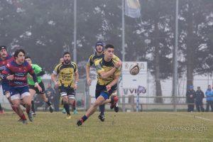 Rugby Noceto si arrende al Parabiago